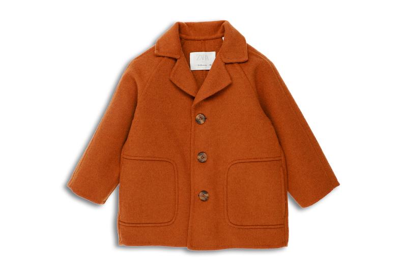 A packshot of flat lay clothing